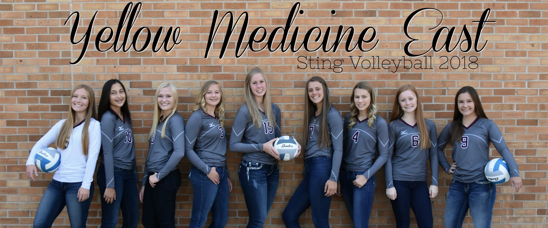 2018 YME Sting Volleyball
