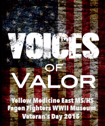 Voices Of Valor: Veteran's Day 2015