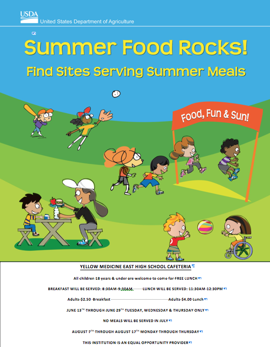 Summer Food Program!