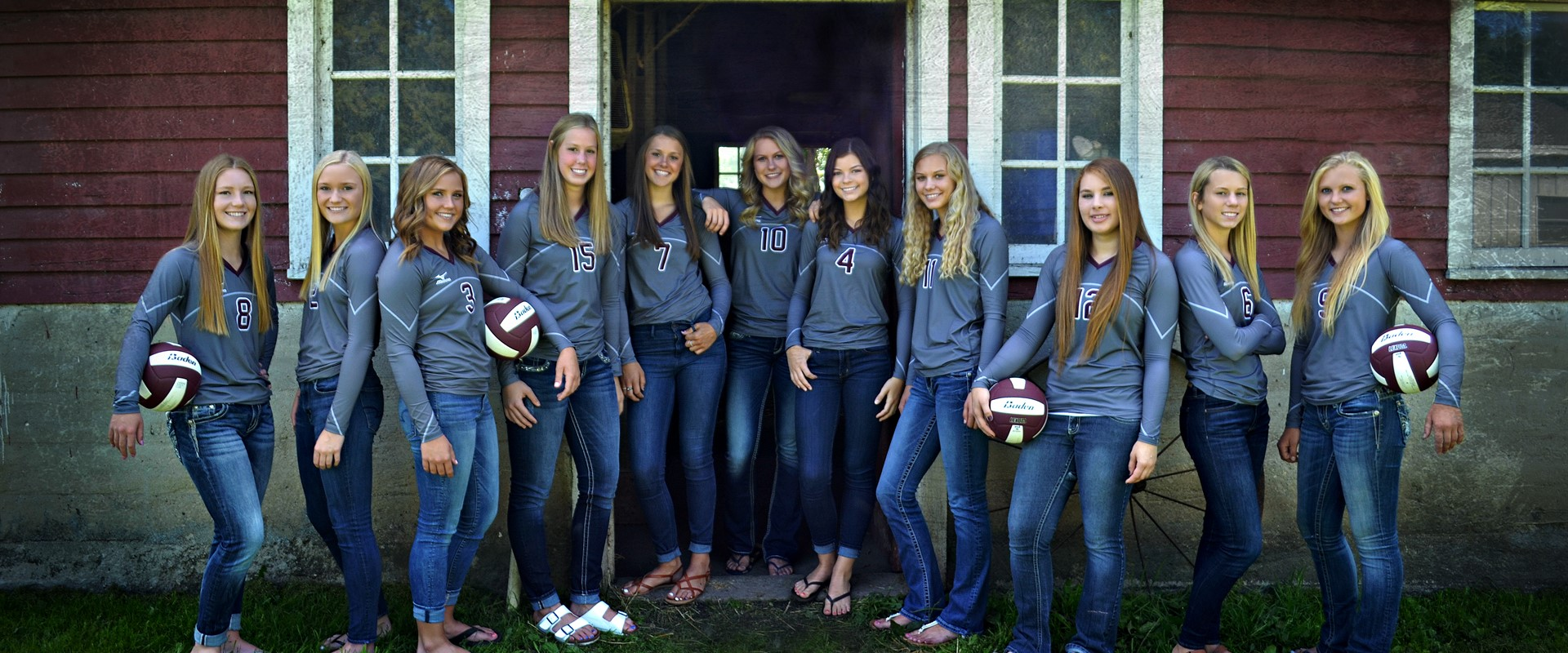 2017-2018 Varsity Volleyball