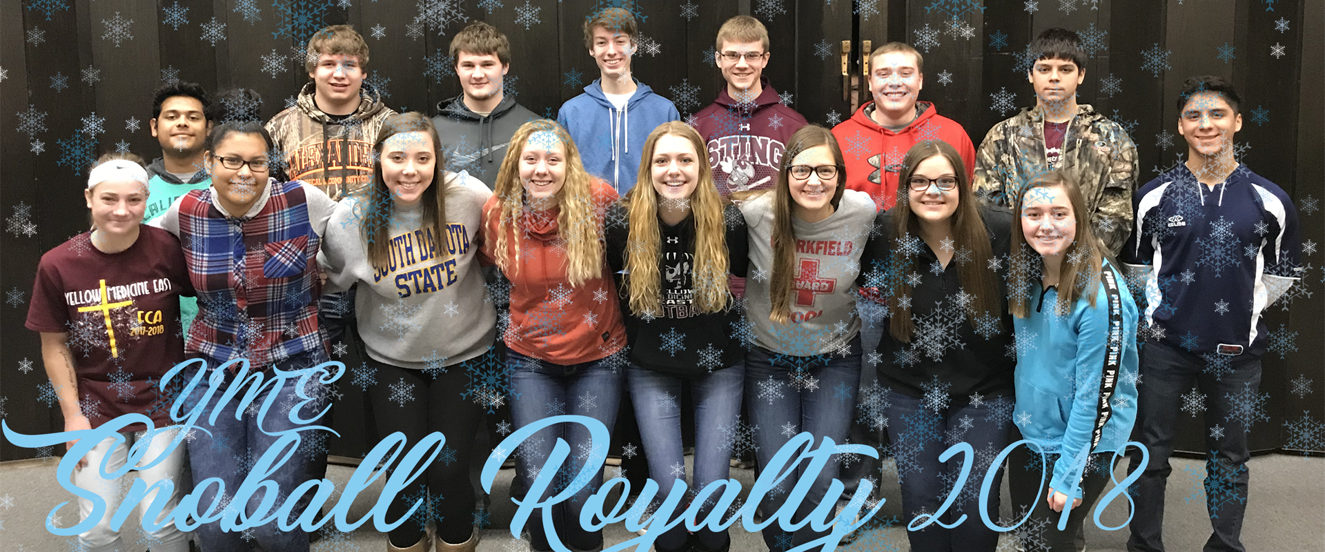 2018 Snoball Royalty
